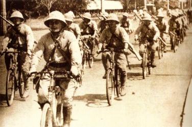 Penjajahan Jepun Di Tanah Melayu Pengajian Malaysia
